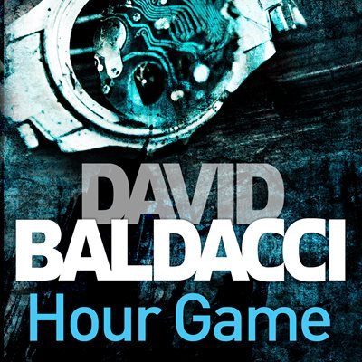 Book cover for Hour Game